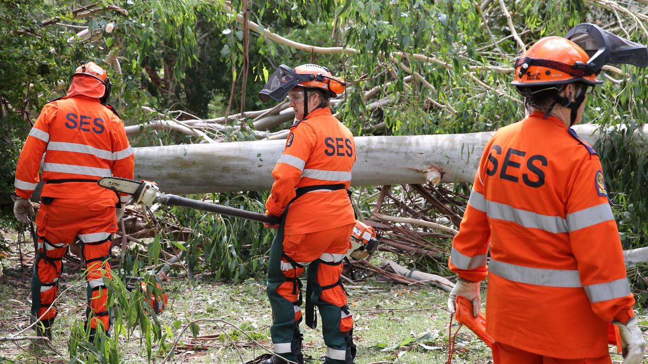 IN NEED OF HELP: The Somerset region's SES crews are calling for your help this summer. Picture: Jack Tran