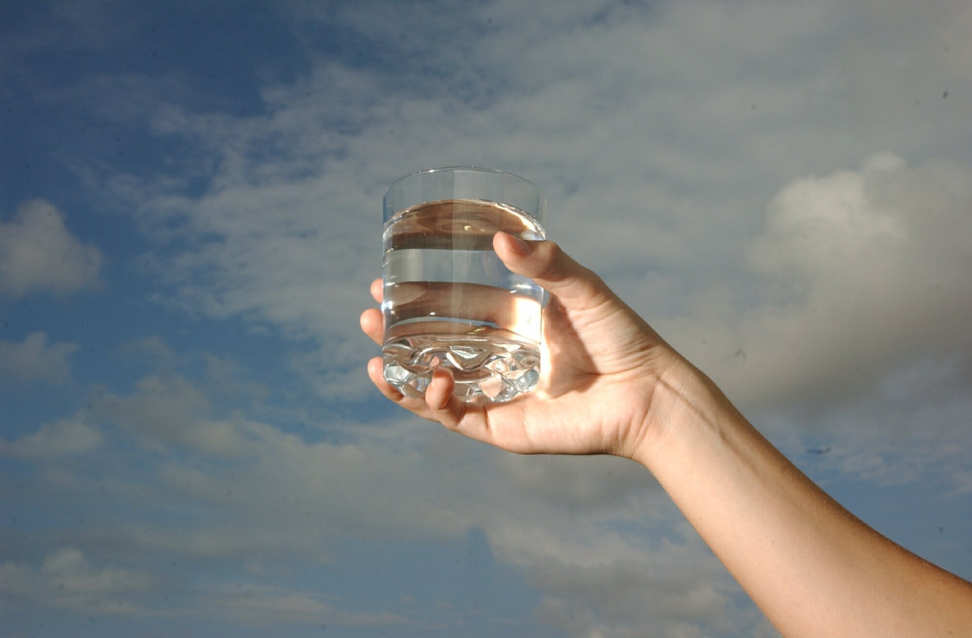 Glass of water for Maroochy Council Water Rates storyPhoto Brett Wortman / Sunshine Coast Daily