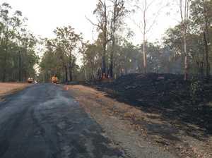 STAY INFORMED: Crews fighting Owanyilla bushfire