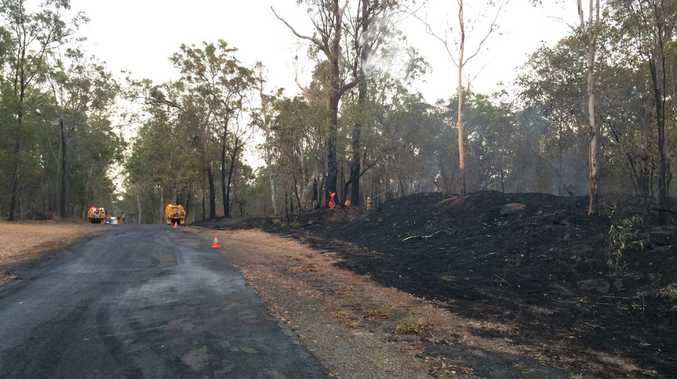 STAY INFORMED: Crews fighting Owanyilla bushfire