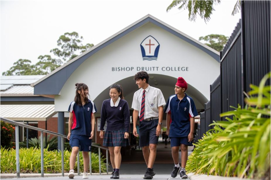 The NAPLAN results show Bishop Druitt College was the Coffs Coast's top performing school in Year 9.