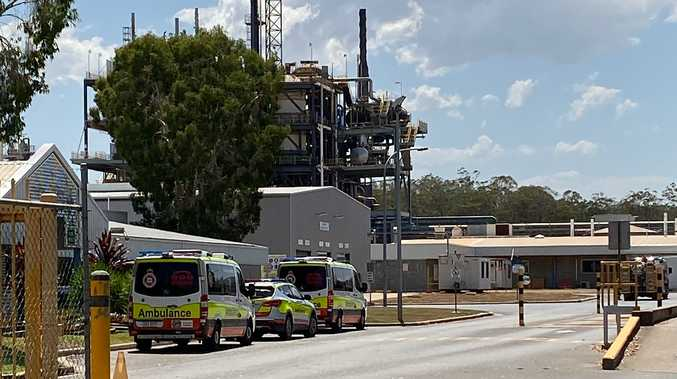 Seven people exposed to acid at chemical site