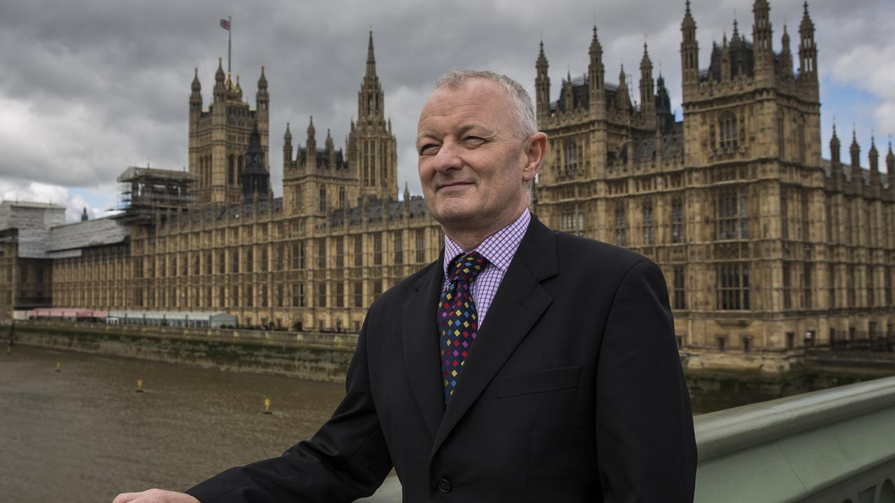 Antony Green is in the UK election. Picture: Ella Pellegrini.