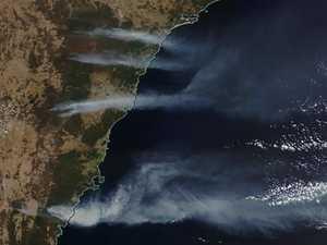 Air pollution records broken in Sydney