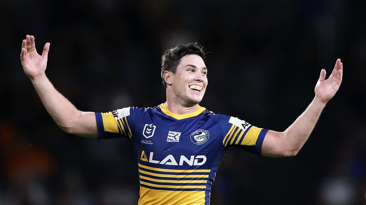 Mitchell Moses had a breakout SuperCoach season in 2019. Picture: Mark Kolbe