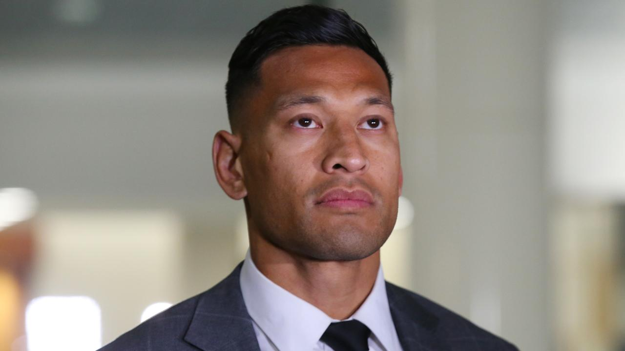 Israel Folau is richer, but by how much?
