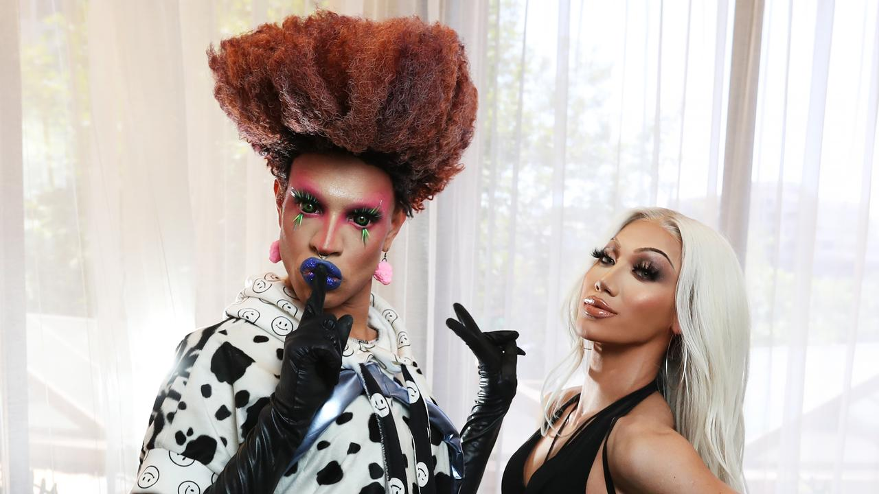 RuPaul's Drag Race stars are ready to take on Australia with the biggest names in the franchise heading our way for the Werq The World tour.