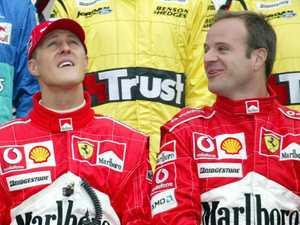 Former teammate spills on Schumacher