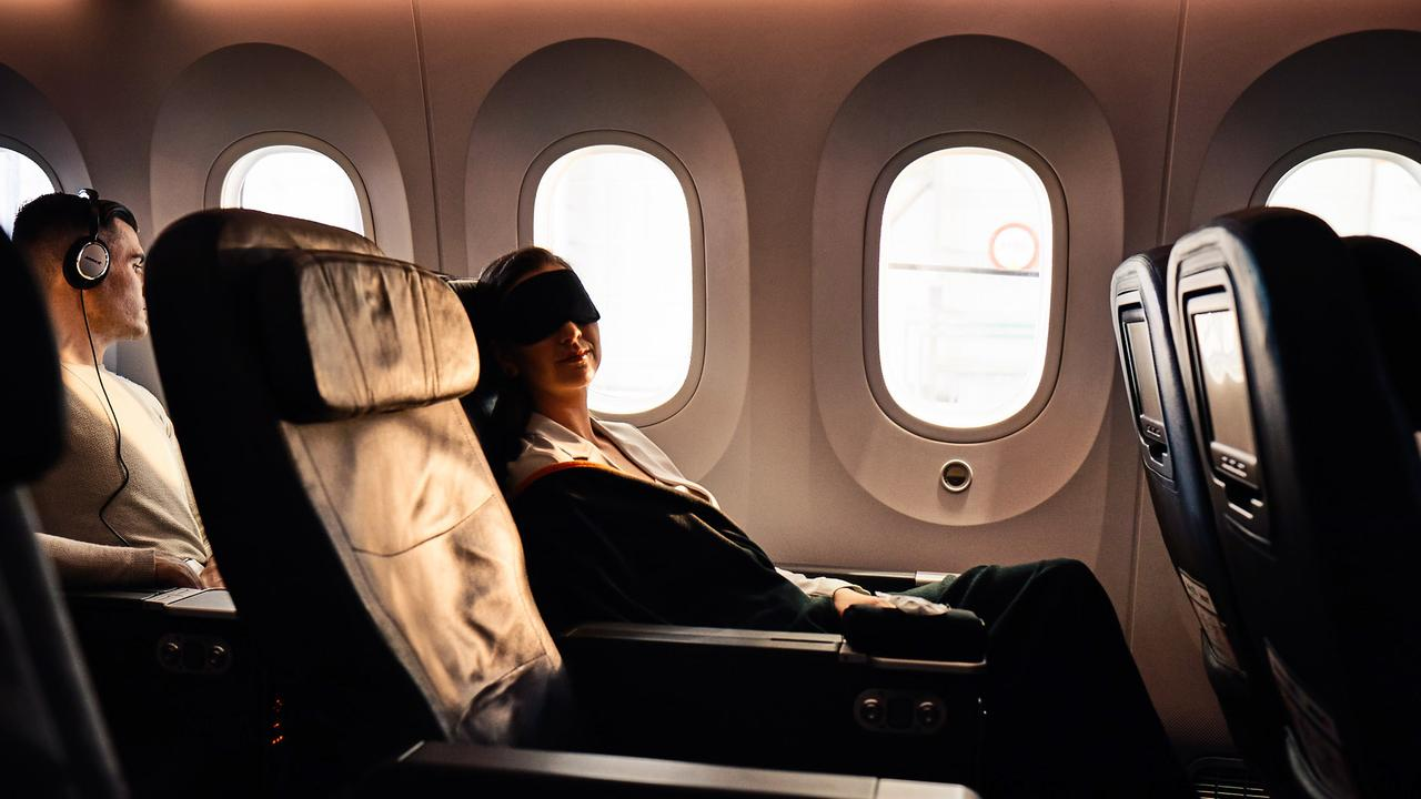 Jetstar business class – all the creature comforts, without the hefty price tag. Picture: Jetstar