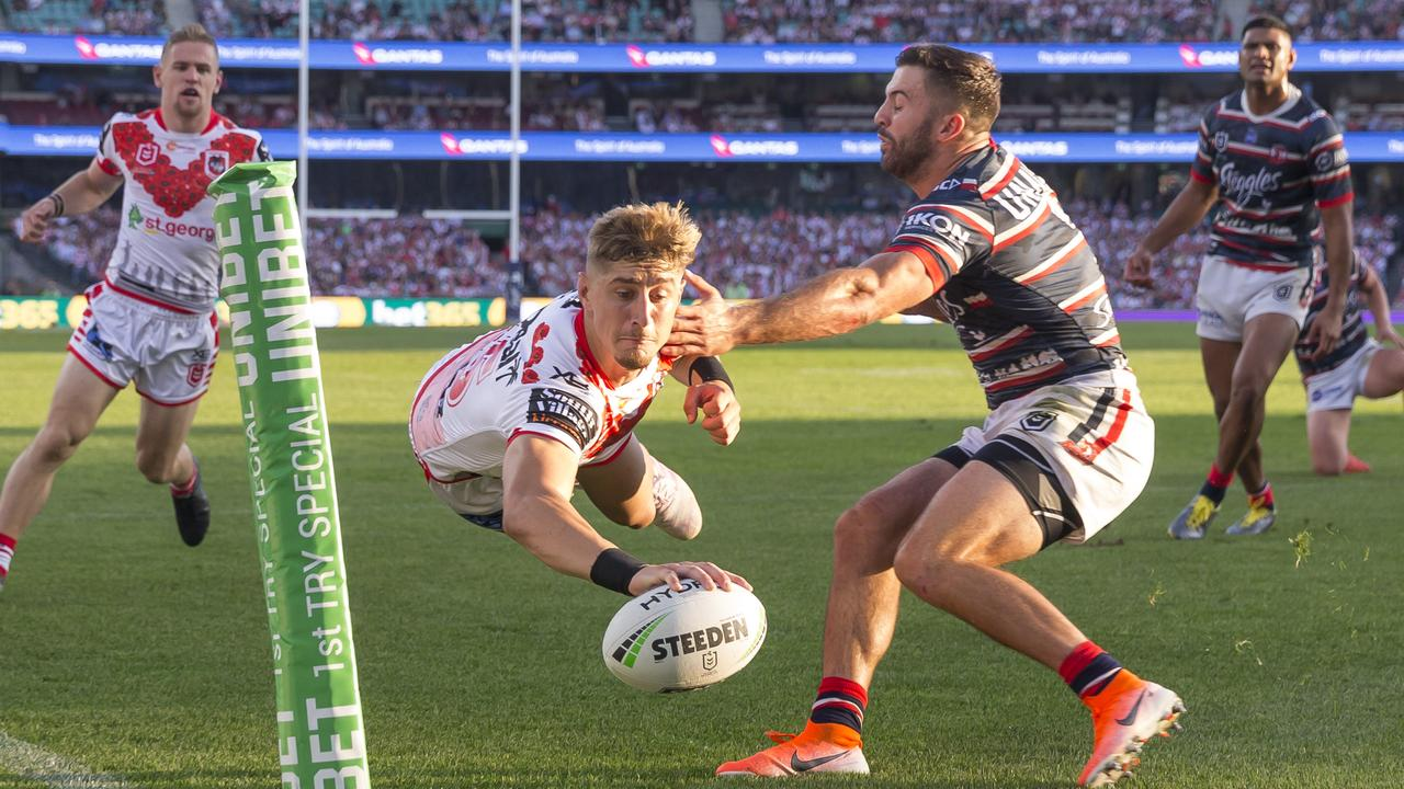 Zac Lomax will start cheap in 2020. Picture: Craig Golding