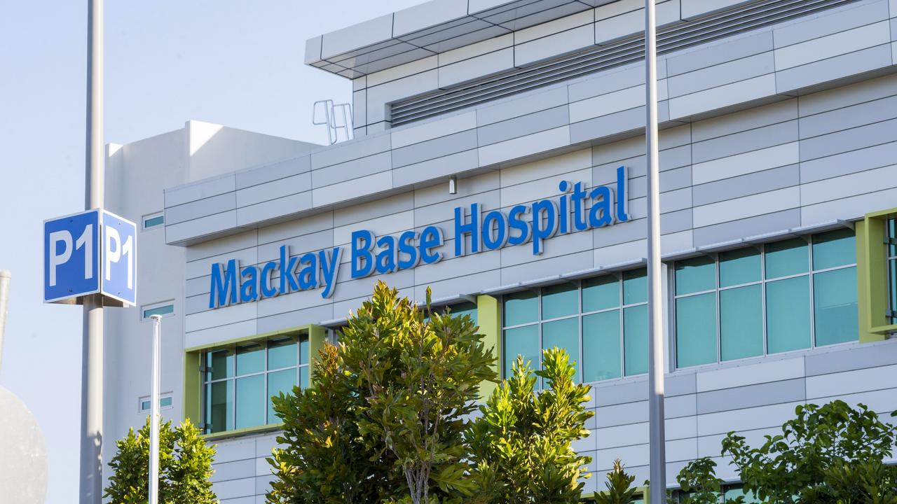 Mackay Base Hospital's permanent urologist is on emergent leave and it has been employing a locum urologist. Photo: Daryl Wright
