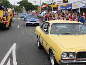 Christmas joy in Cooroy is free