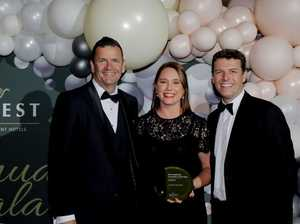 Local business achieves big accolade at national awards