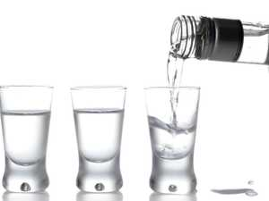 Vodka drinking 'stuffs' driver