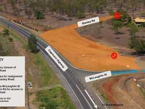 PUBLIC NOTICE: Road closed as major upgrades begin