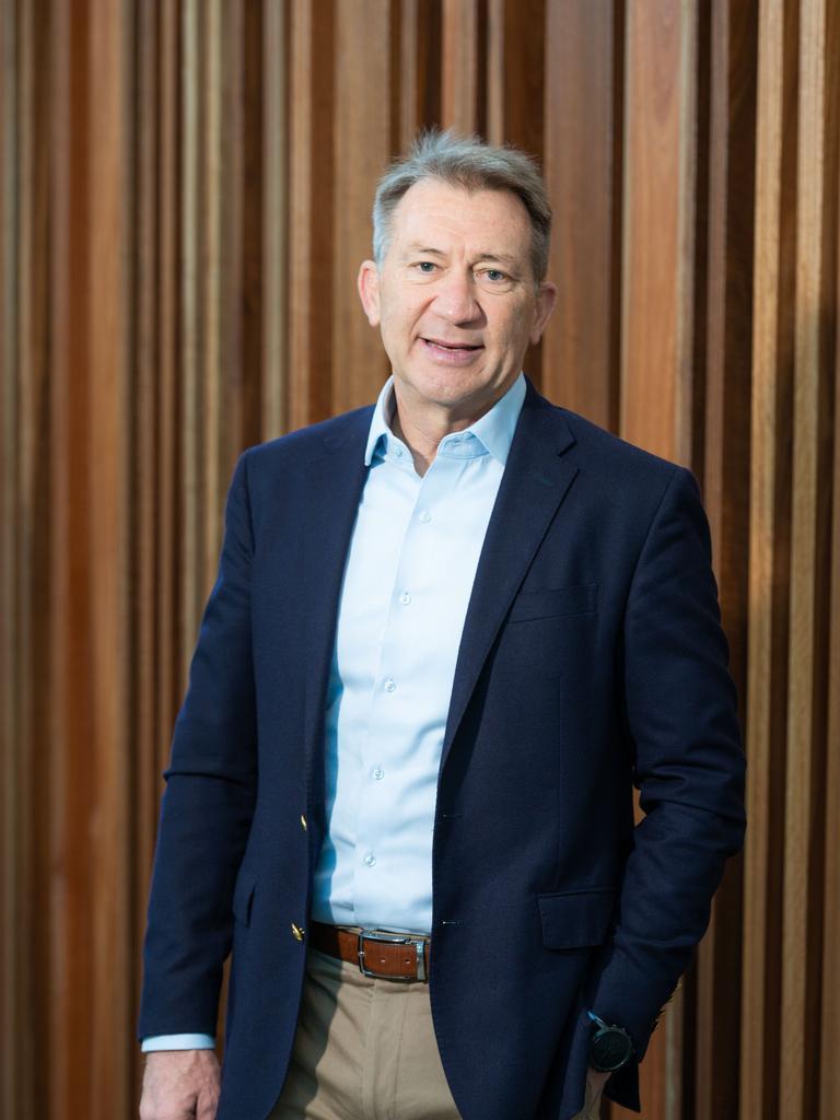 Property industry stalwart Peter Sherrie.