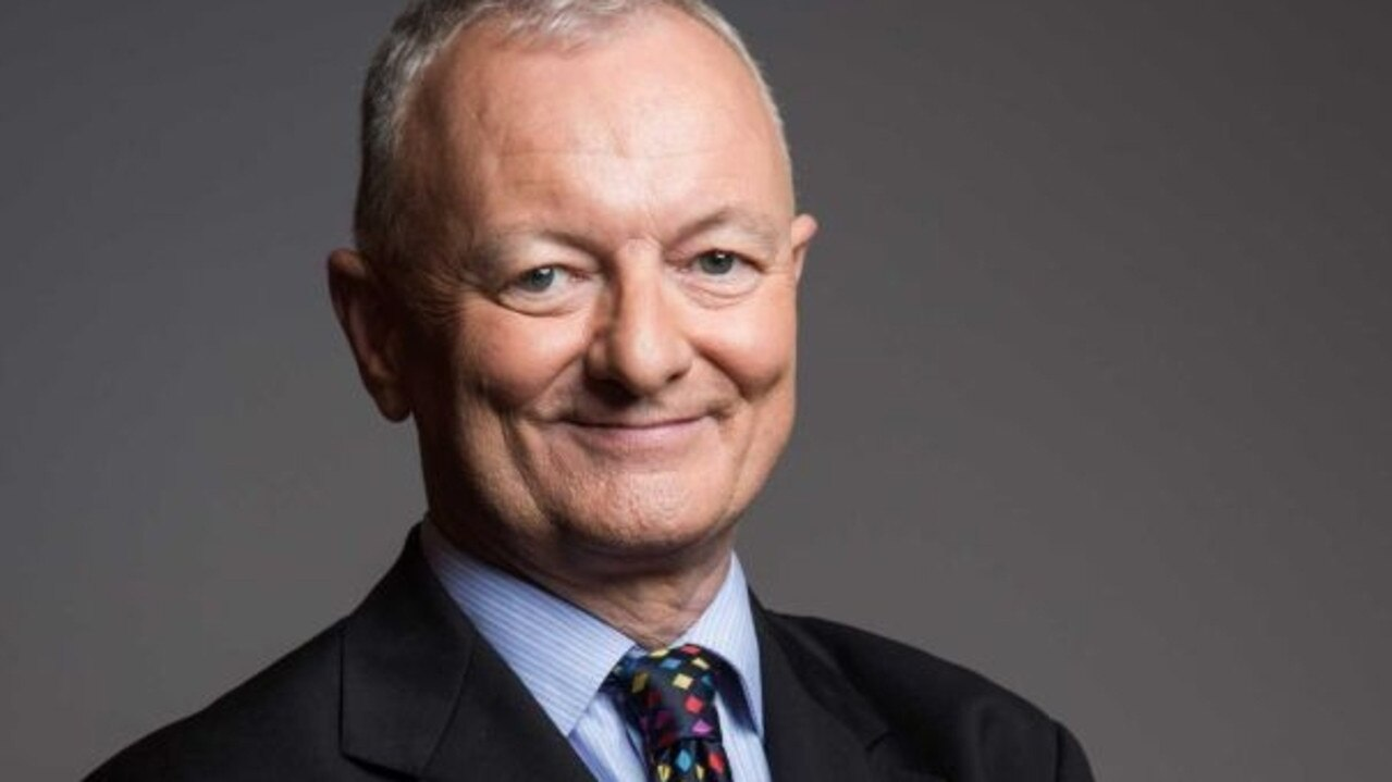 ABC election analyst Antony Green has called out a page on GoFundMe that features him but he knew nothing about. Picture: Supplied