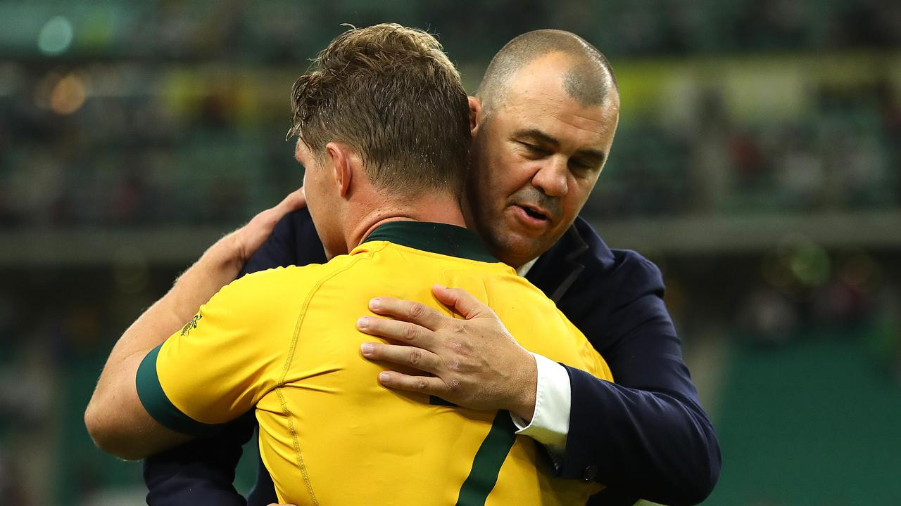 Australia rugby's season from hell wasn't limited to off-field drama. Picture: Dan Mullan/Getty