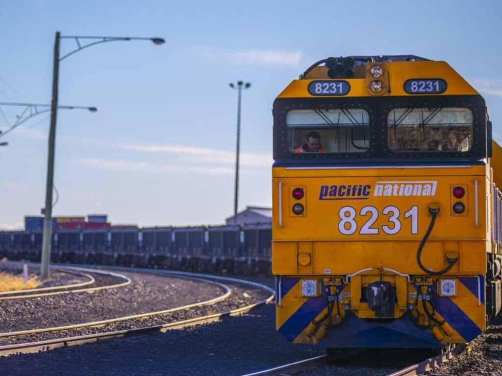 TSS PHOTO: Inland Rail AND Brisbane's southside AND generic.