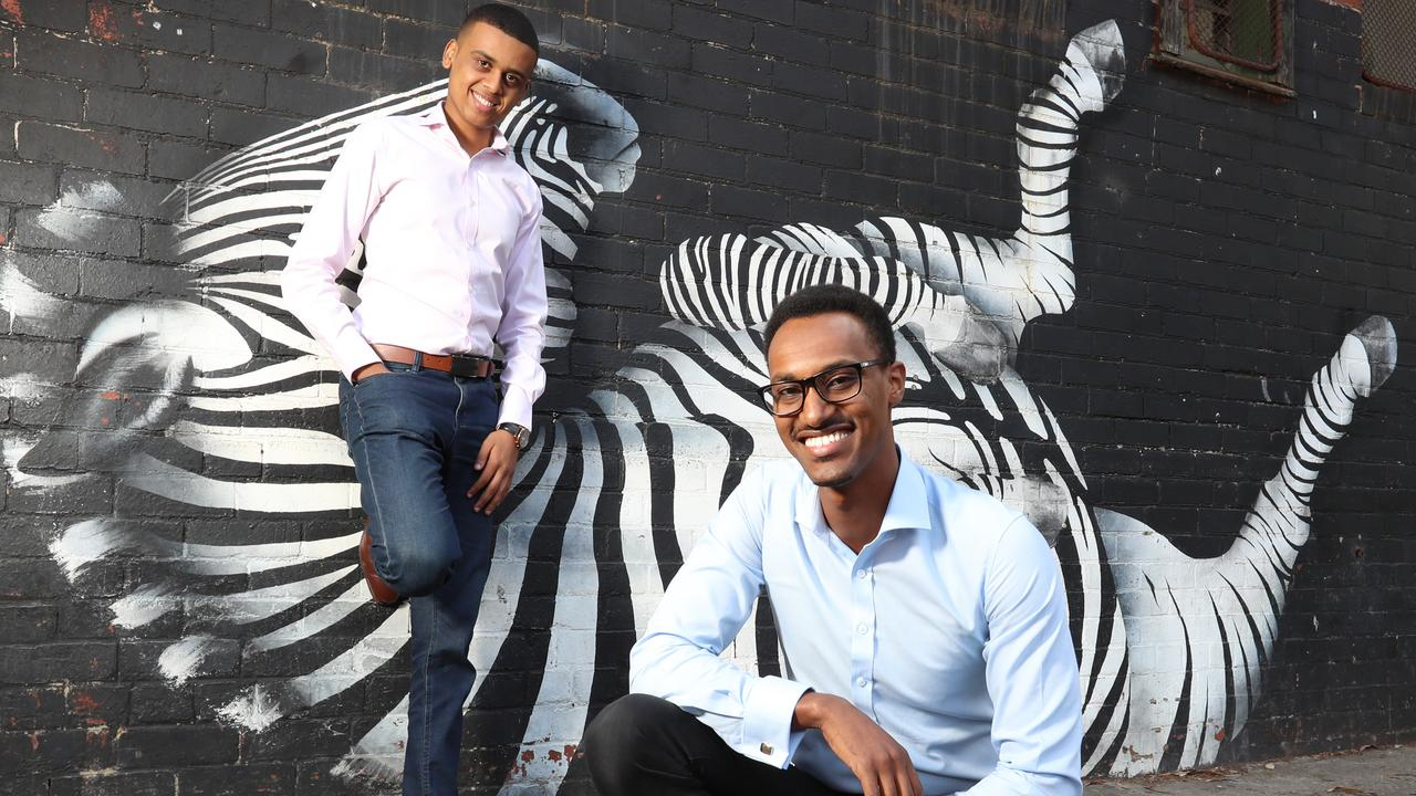 Ahmed Hassan and Ali Ahmed have helped keep thousands of disadvantaged youth off the streets, giving at-risk migrant communities a helping hand.