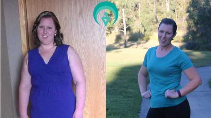 'Don't over think it': Elizah's inspiring 38kg weight loss