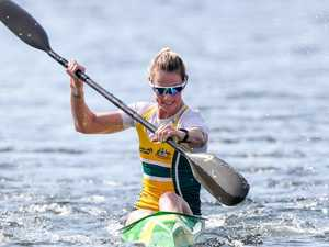 Kayaking couple keen to share Olympic stage
