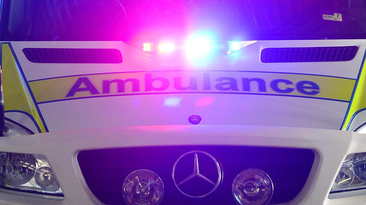 A motorbike rider has been seriously injured in a car and motorbike crash at Nambour this morning. Photo: File