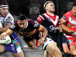 Every NRL team's starting 17 for 2020