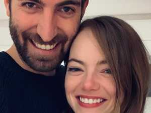 Emma Stone's sweet engagement announcement