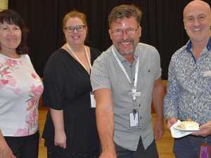 Social photos from Gympie's International Disability morning tea