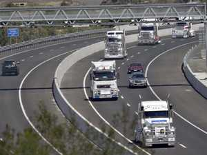 Toowoomba Bypass 'breaking up' after three months of use