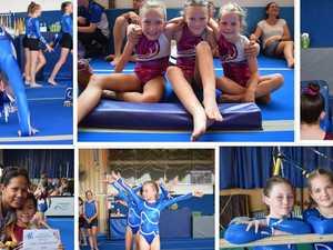 220+ MEGA GALLERY: Gymnastics competition