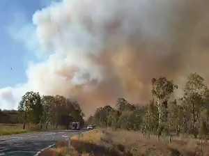 AS IT HAPPENED: Bushfire warnings for Darling Downs