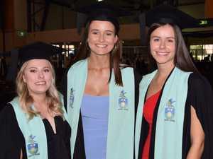 Melita Croyden, Isabella Fernie and Tameka