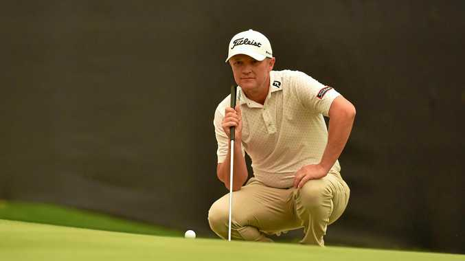 Aussie Matt Jones leads at halfway mark of Open