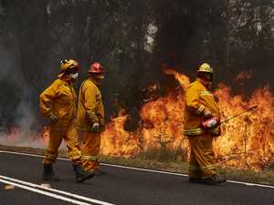 NSW man to be charged for fire spree