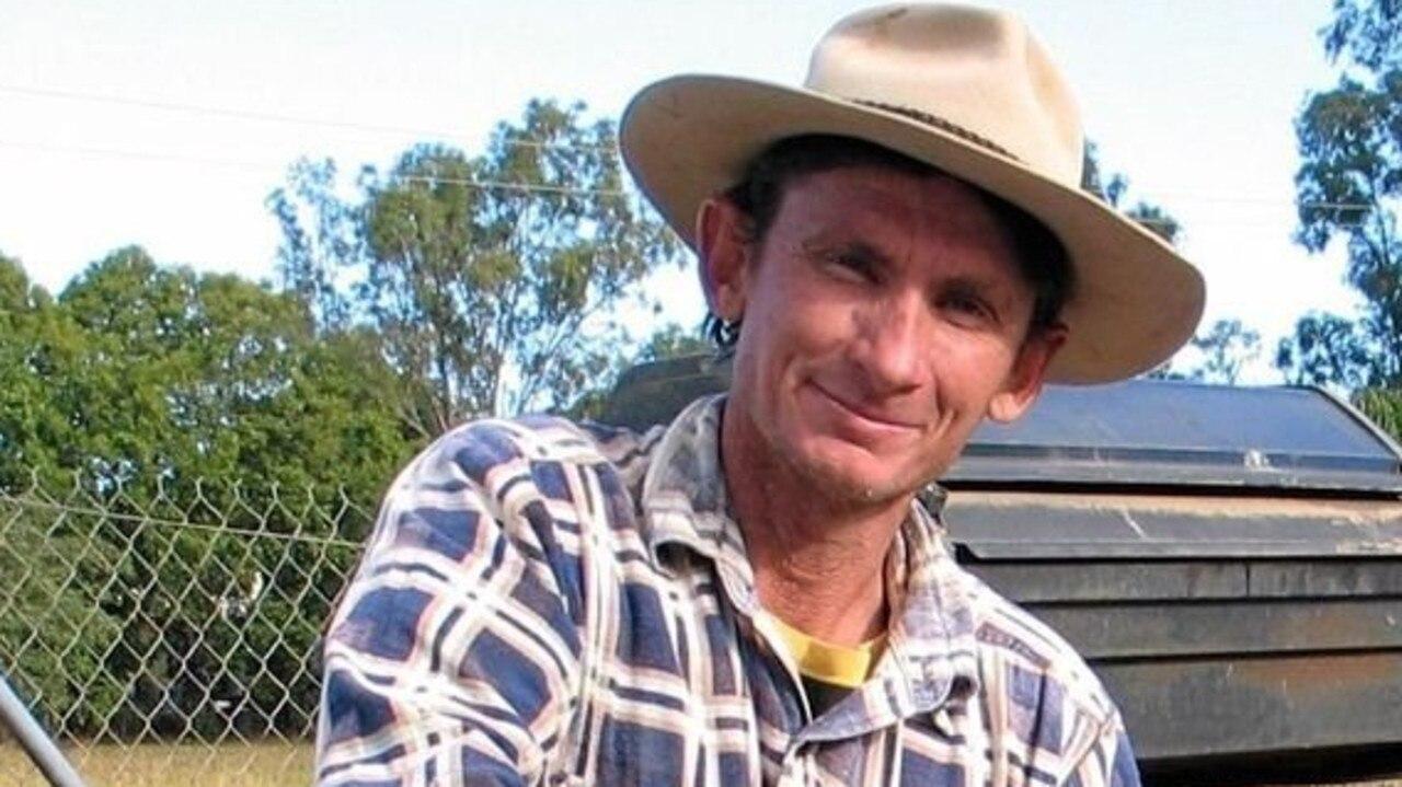 Gary John Ryan was murdered at his Mundubbera property in 2016. Photo: Contributed