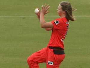 Lightning Leeson gunning for WBBL grand final berth