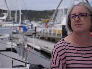 WATCH: Shark attack survivor tells her story