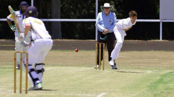 Fast bowler returns to the pitch after injury