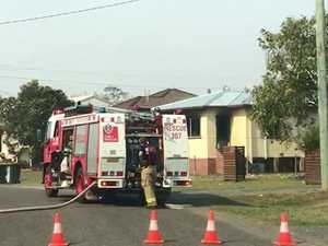 Fire and Rescue NSW respond to house fire