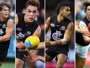 10 Blues who will define Silvagni's legacy