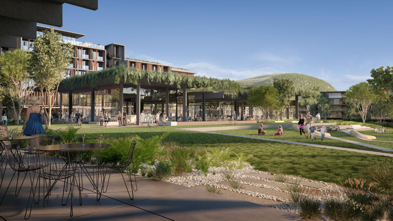 ARTIST IMPRESSIONS: Latest Images of Sekisui proposed development in Coolum   Photo: Contributed