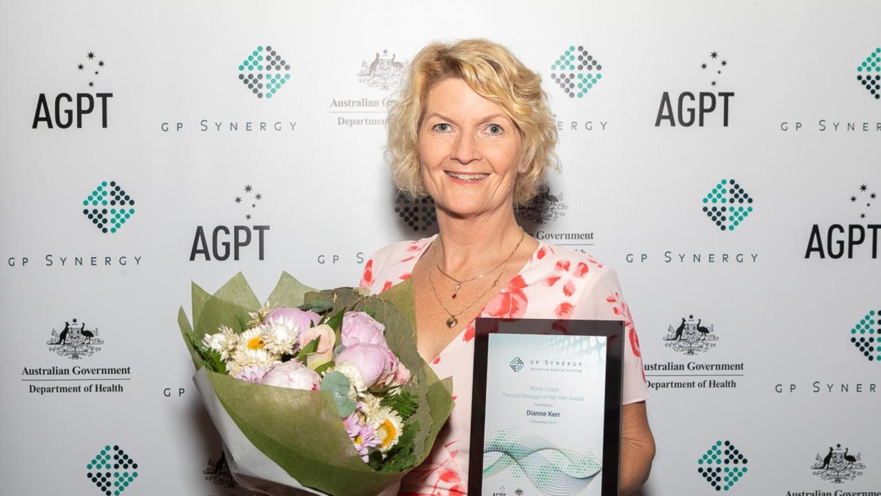 Goonellabah Medical Centre practice manager Dianne Kerr.