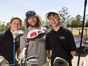 PICS: Heritage Bank golf event raises $75k for charities