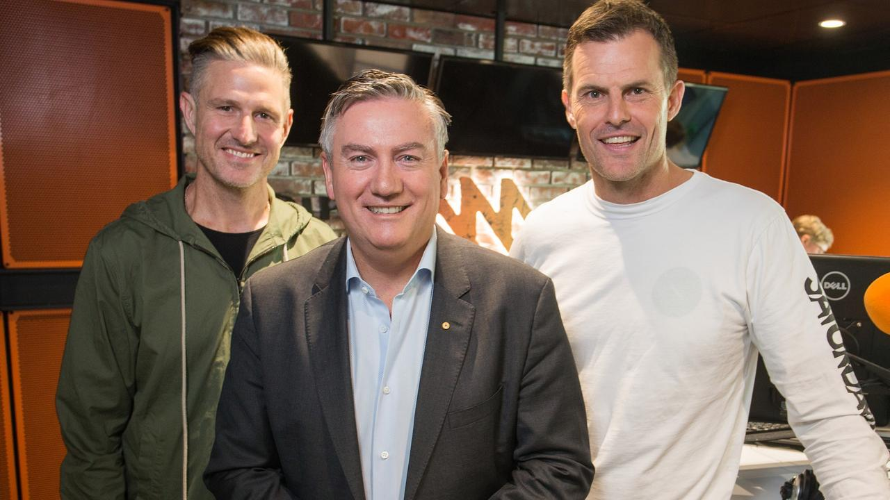 Anderson joined the Hot Breakfast team in 2017. Picture: Supplied.