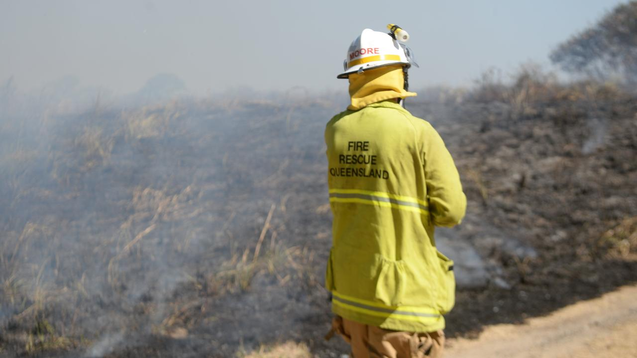 Queensland Fire and Emergency Services have extended the fire ban in the Burnett region to December 20, 2019. (PHOTO: FILE)