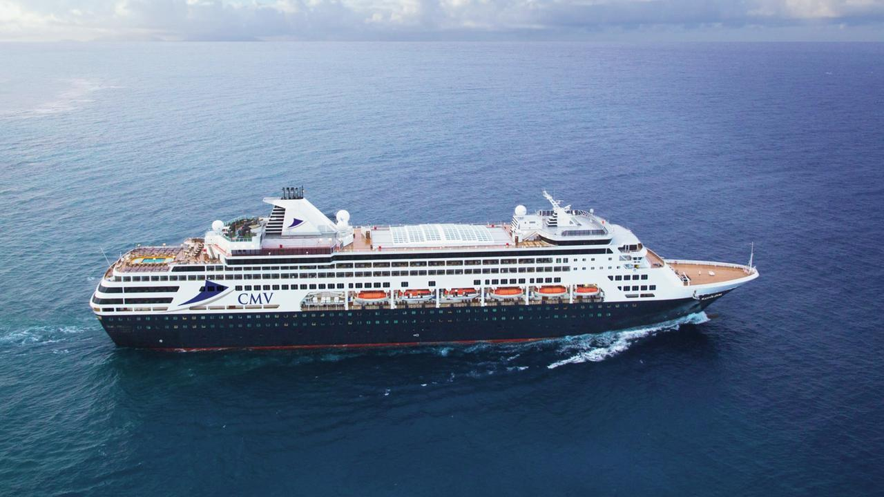 Cruise ship stranded for hours after blackout off Adelaide coast, Picture: Cruise and Maritime Voyages