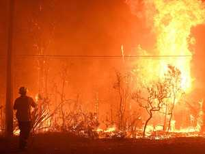 Australia covered in hundreds of fires