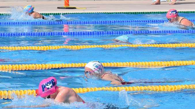 LIVESTREAM: Gympie Gold Rush Swim Meet